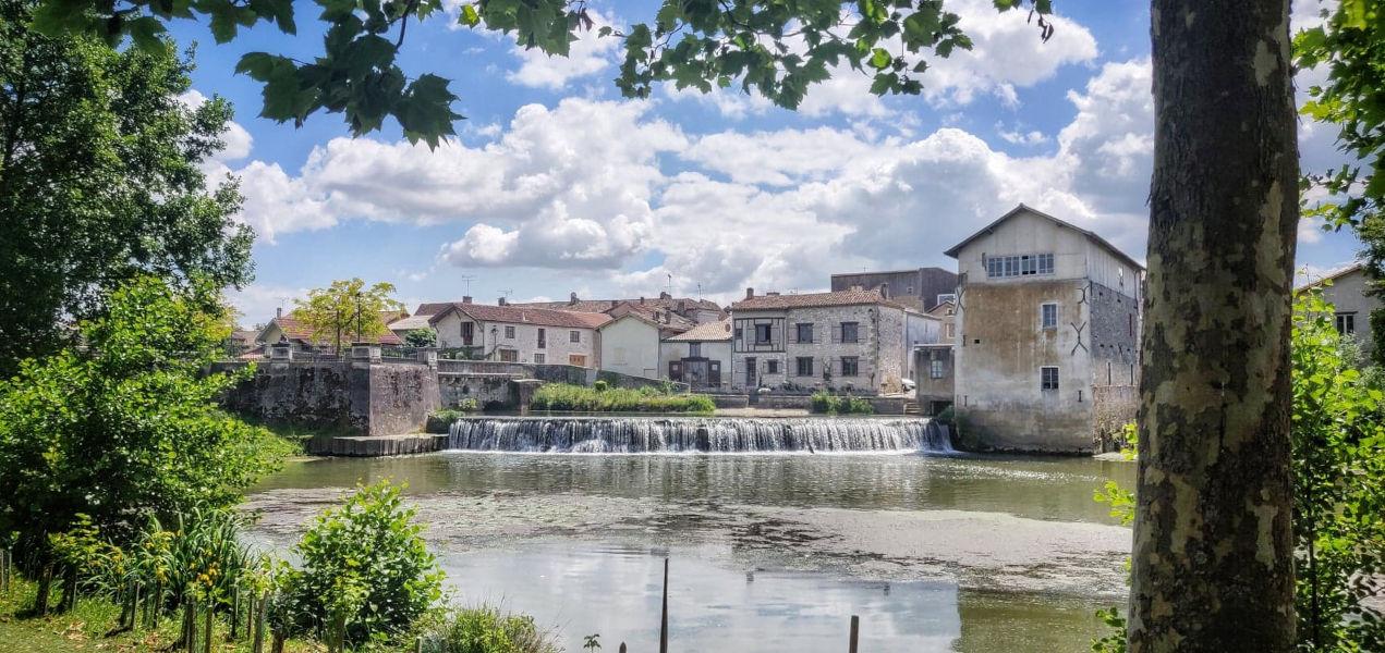 Balade en vélo en Val de Garonne Guyenne Gascogne