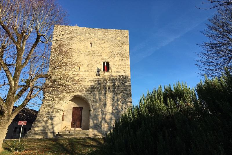 La tour médiévale de Dolmayrac