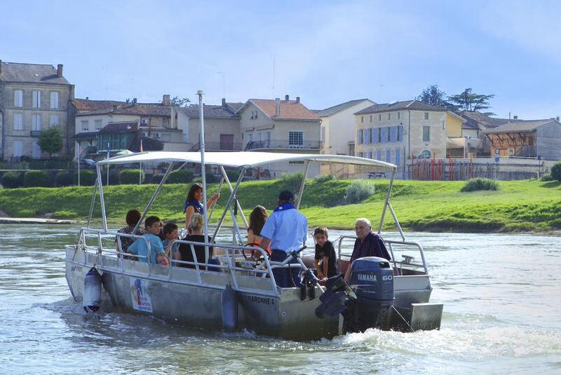 Fous de Garonne à Couthures