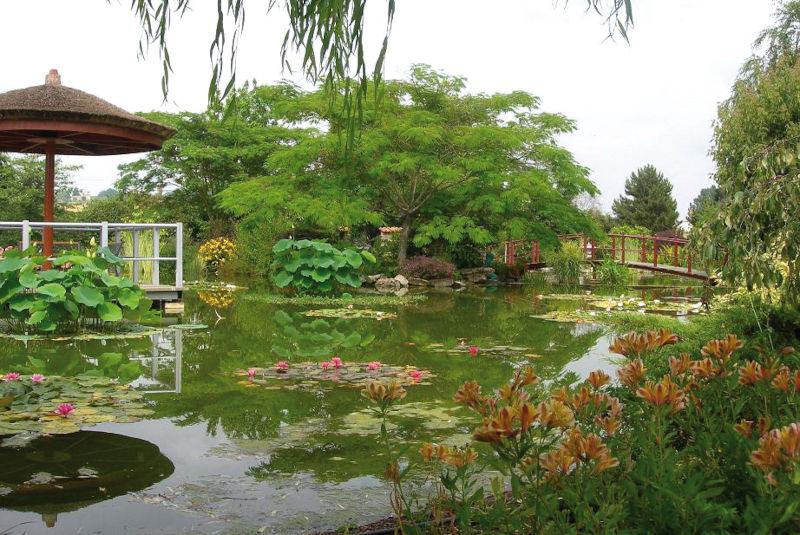 Les jardins de Beauchamp