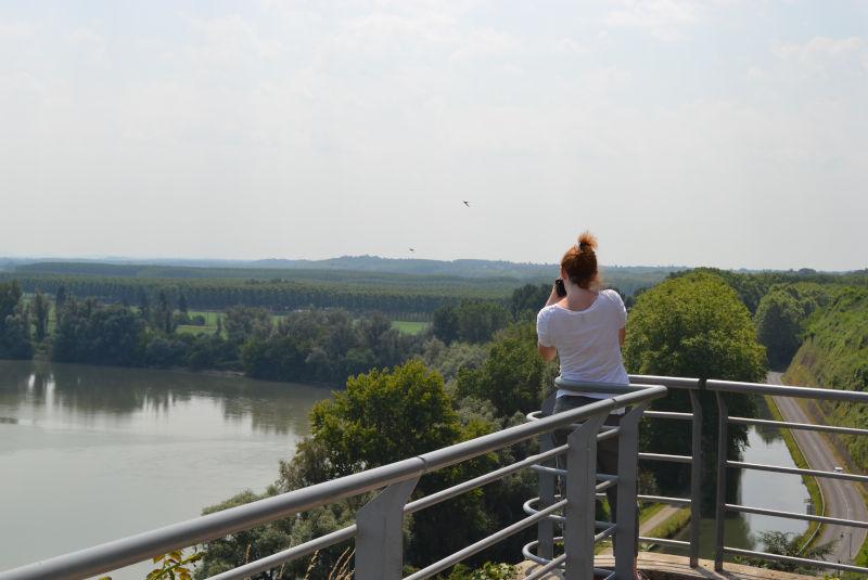 Le panorama du Tertre à Meilhan-sur-Garonne