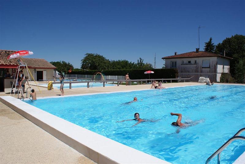 Les piscines d'été du Val de Garonne