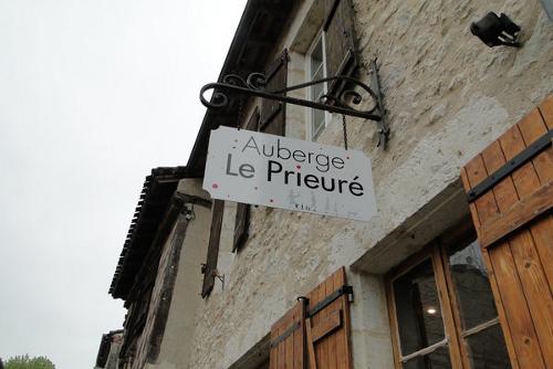 Auberge Le Prieuré à Moirax