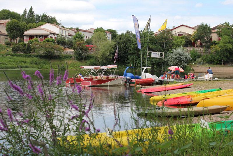 Base nautique de Castelmoron-sur-Lot