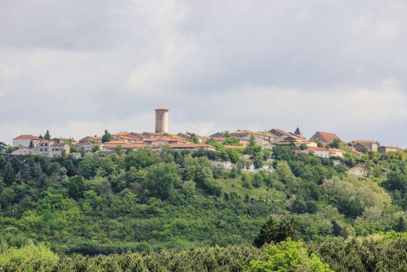 La bastide de Puymirol