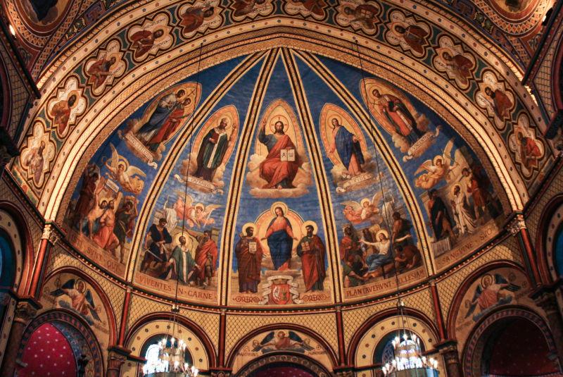 La cathédrale de Saint-Caprais