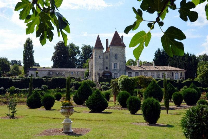 Le château de Malvirade