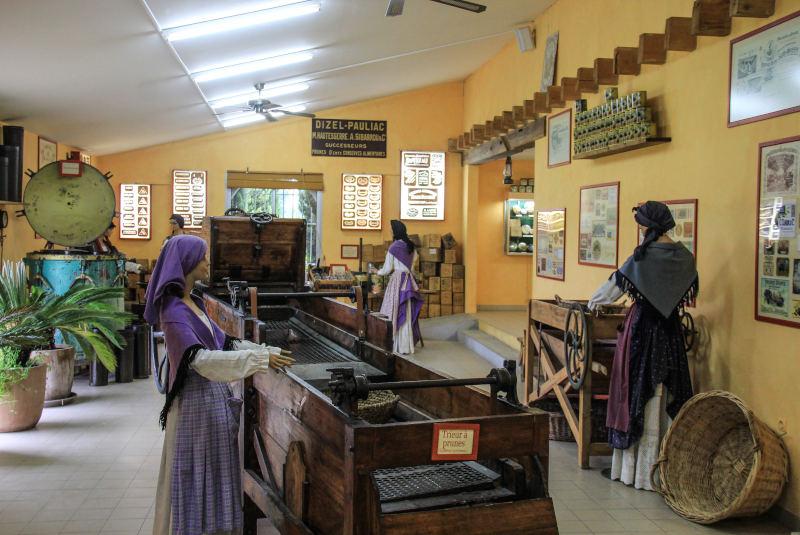 La ferme et musée du Pruneau