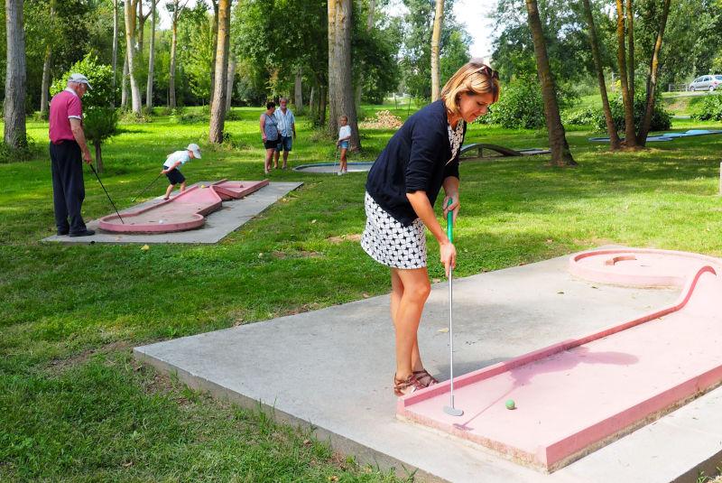 Mini-golf de Marmande