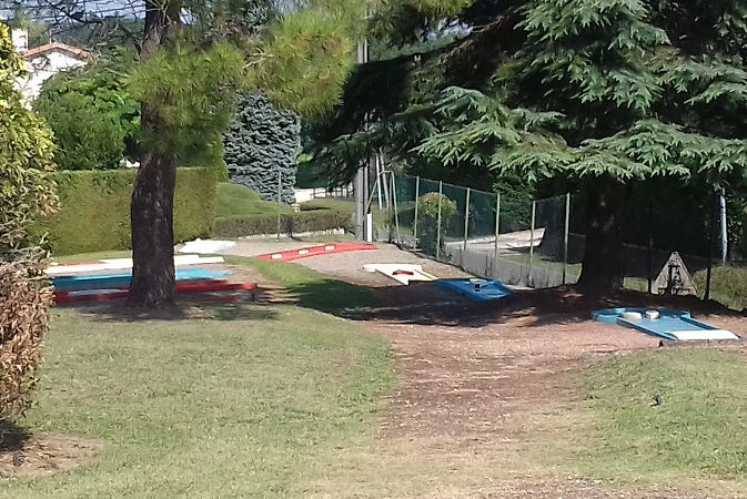 Mini-golf de Saint-Pardoux-Isaac