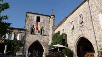 Monflanquin, Plus Beau Village de France