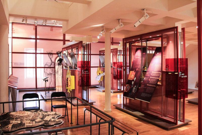 La bastide Monflanquin et son musée des Bastides