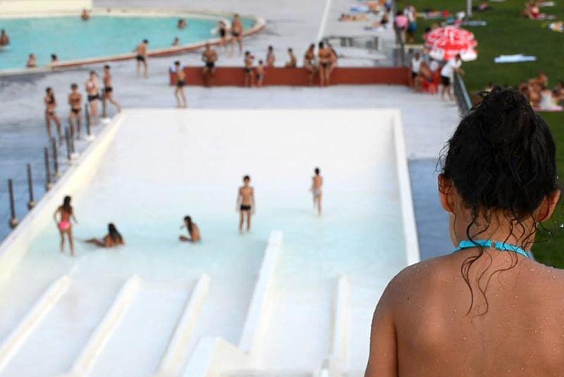 Centre aquatique de Malbentre