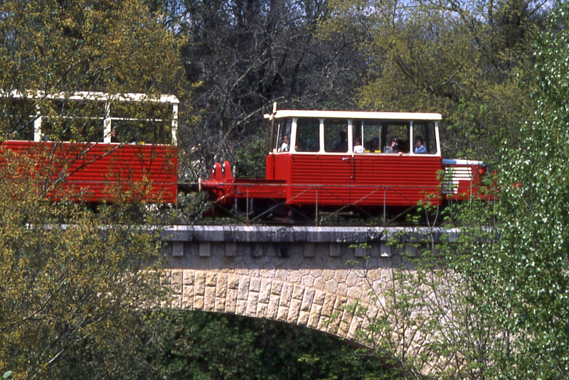 Le chemin de fer touristique