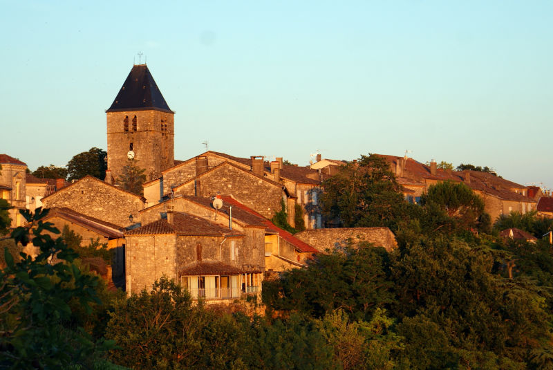 Le village de Beauville